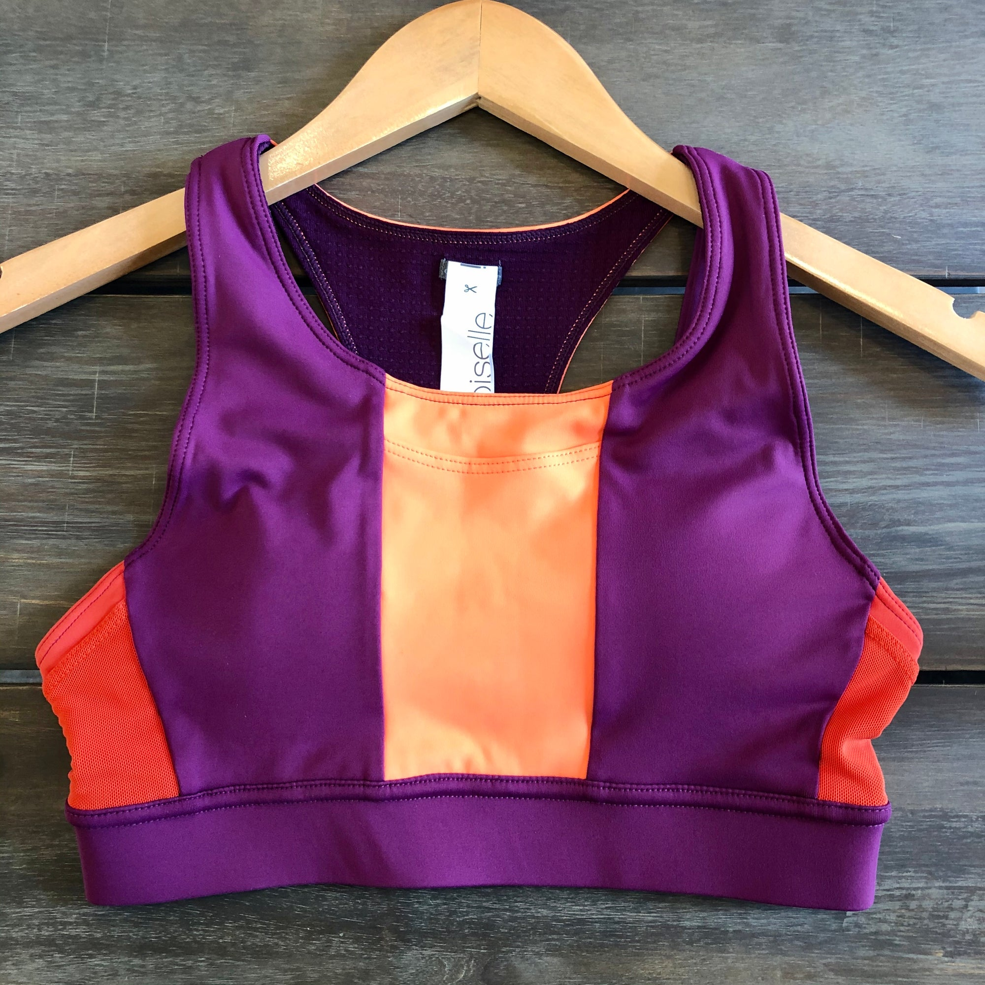 Oiselle Pockito Bra (Queen)