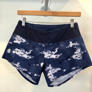 Oiselle Toolbelt Roga Shorts (Grounded Cirrus)