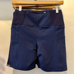 Oiselle Pocket Jogger Shorts (Grounded)
