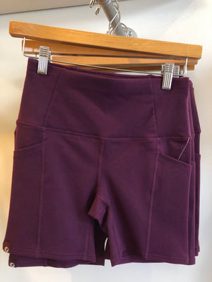 Oiselle Pocket Jogger Shorts (Empire)