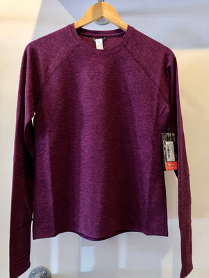 Oiselle Lux Long Sleeve (Empire/Queen)