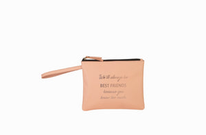 Mona B Best Friends Wristlet