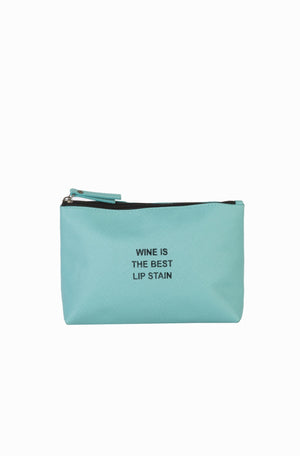 Mona B Lip Stain Cosmetic Bag