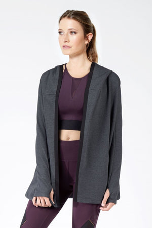 MPG Sabrina Hooded Cardigan