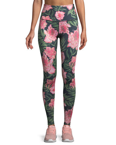 Beyond Yoga Protea Vine Leggings