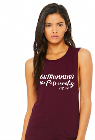 STS x SRoshelle Outrunning The Patriarchy Tank