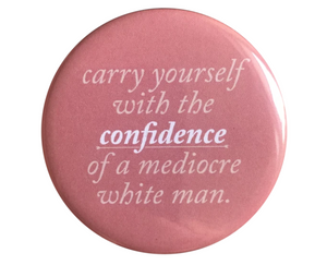 The Card Bureau Mediocre White Man Magnet Bottle Opener