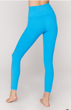 Spiritual Gangster Self Love Legging (Bright Teal)
