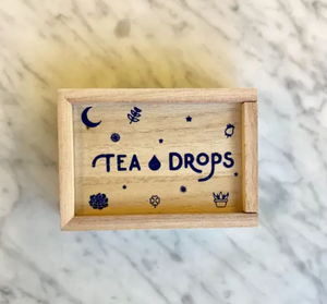 Tea Drops Mini Box (Chai Spice & Sweet Peppermint)