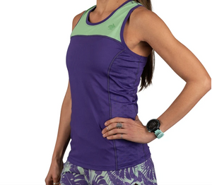 Rabbit Flash Tank Top (Heliotrope/Meadow)