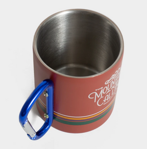 United By Blue Carabiner Cup