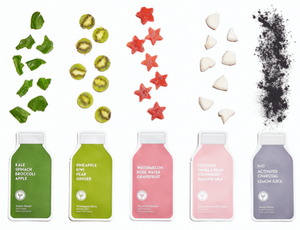 ESW Beauty Raw Juice Cleanse Mask Set
