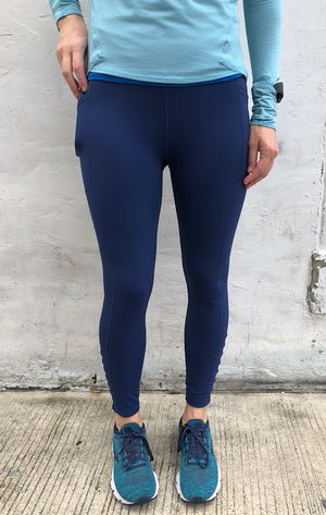 Oiselle Meridian Tights (Grounded)