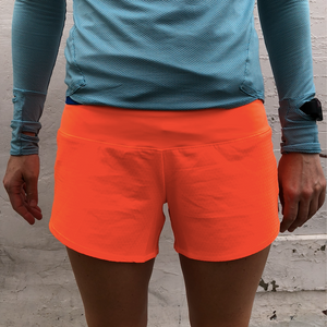 Oiselle Roga Shorts (Crackle)