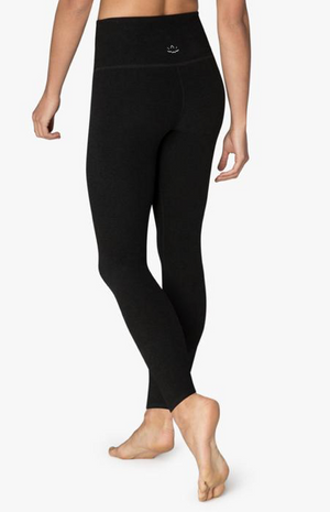 Beyond Yoga High Waist Long Legging (Darkest Night)
