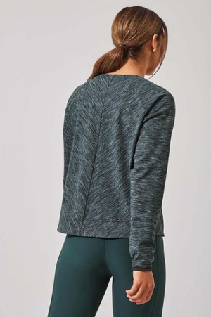 MPG Fierce Long Sleeve (Emerald)