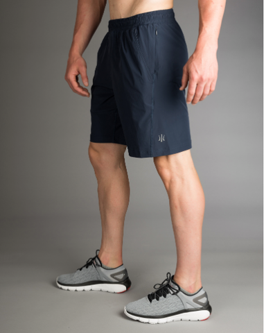 "Rhone Men's Mako 9"" Shorts (Navy)"