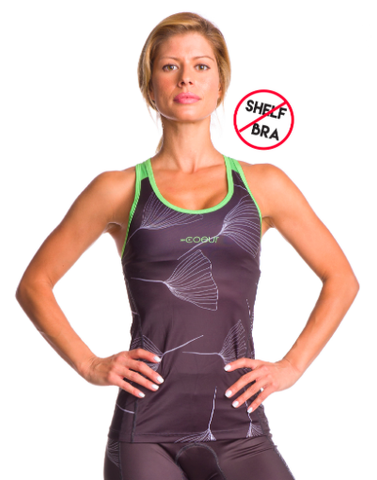 Coeur Ginko Triathlon Tank (No Shelf-Bra)