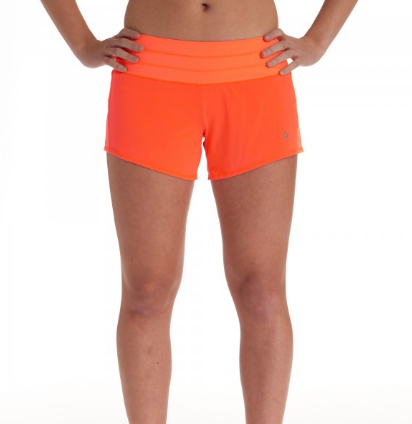 Oiselle Toolbelt Roga Shorts (Snap)