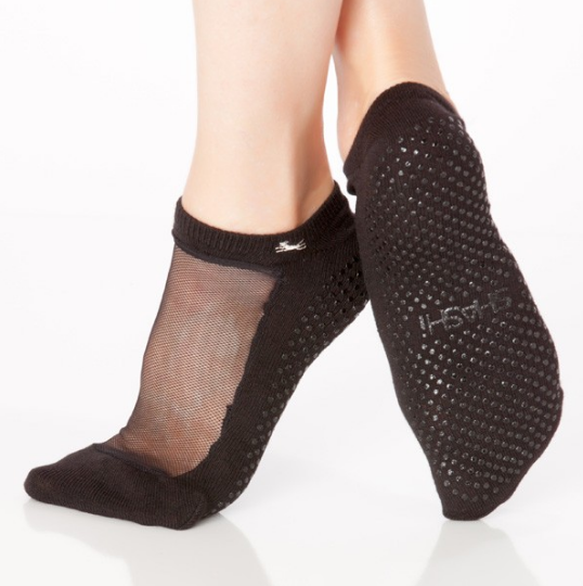 Shashi Classic Barre Socks (Regular Toe)