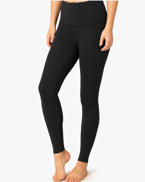 Beyond Yoga High Waist Legging (Jet Black)