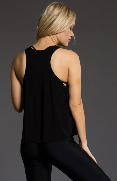 Onzie Molly Tank (Black)