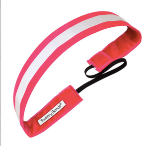 Sweaty Bands Reflective Runner (1 inch)