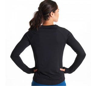 Oiselle Flyout Insulated Base Layer (Black)