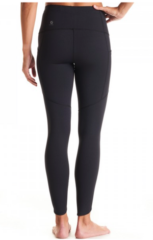 Oiselle Flyout Tights (Black)