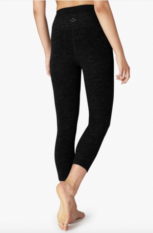 Beyond Yoga High Waisted Capri (Darkest Night)