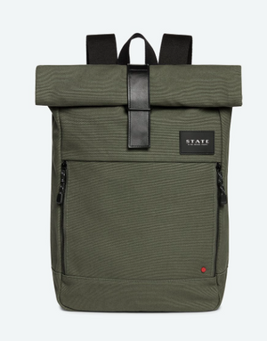 STATE Colby Backpack in Olive