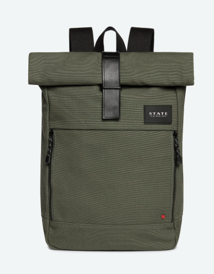 ebd66920fb43 STATE Colby Backpack in Olive - Summit To Soul