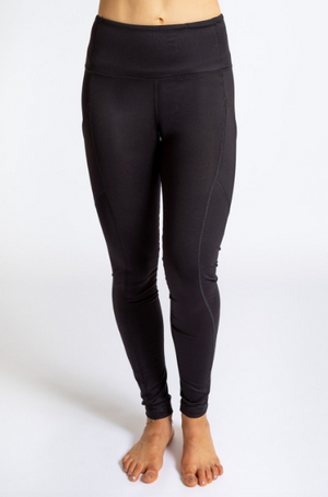 My Inner Fire Pocket Legging (Black/Galaxy)