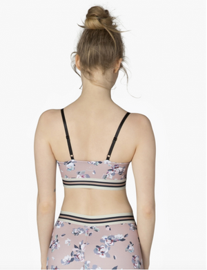 Beyond Yoga Olympus One More Stripe Bra