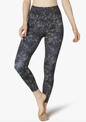 Beyond Yoga Lace Spacedye High Waisted Midi Legging