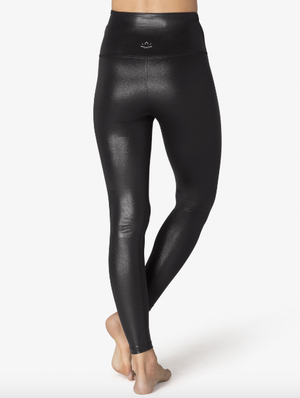 Beyond Yoga Pearlized High Waisted Midi Legging