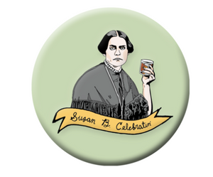 The Card Bureau Susan B. Celebratin Bottle Opener/Magnet