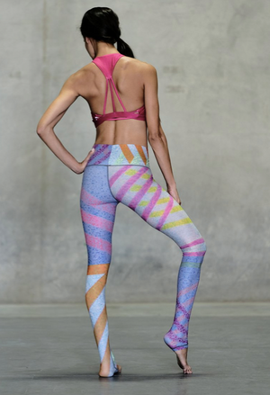 Niyama Sol Endless Legging (Crazy Train)