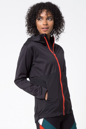 MPG Dynamic Full Zip Element Run Jacket