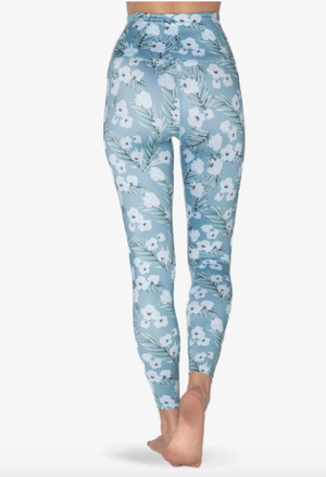 Beyond Yoga Sky Blossoms Midi Legging