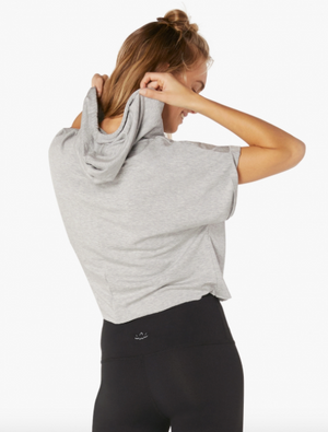 Beyond Yoga Good Sport Cropped Hoodie