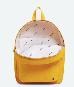 STATE Mini Lorimer Backpack in Spicy Mustard