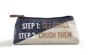 Mona B Crushin' Goals Pencil Case