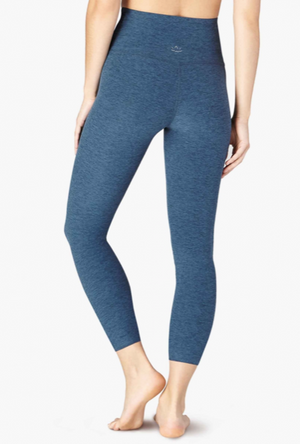 Beyond Yoga High Waisted Midi Legging (Insignia Navy)