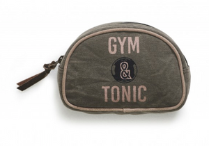 Mona B Gym & Tonic Makeup Bag