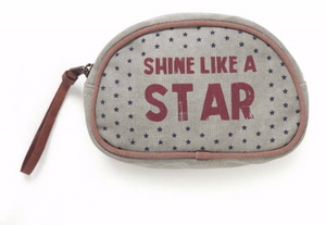 Mona B Shining Star Makeup Bag