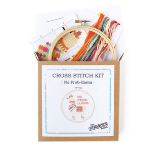 The Stranded Stitch No Prob-llama Stitch Kit