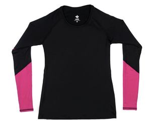 Rabbit Slim Sleeves (Black/Very Berry)