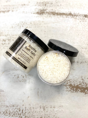 White Rock Soap Gallery Bath Salts