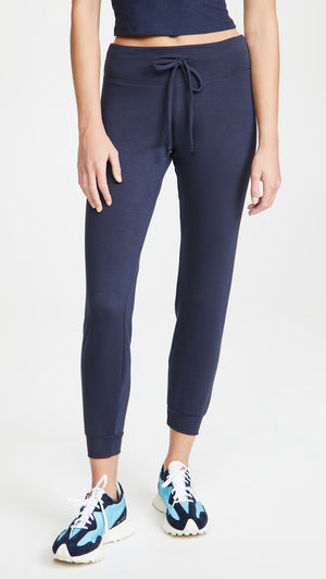 Beyond Yoga Lounge Around Joggers (Nocturnal Navy)